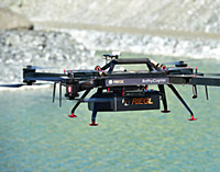 BathyCopter Small UAV-Based Surveying Equipment