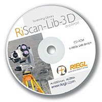 RiSCANLIB-3D Scanner Parametrization and Data Acquisition Software