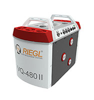 "<b><i><font color=""red"">NEW</b></i></font> <i>RIEGL</i> VQ-480 II Airborne Laser Scanners"